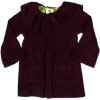 Pleated Ruffle Jacket - Toddler Girls'
