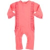 Pleated Ruffle Jumpsuit - Infant Girls'