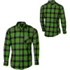 KR3W Passion Flannel Shirt - Long-Sleeve - Men's