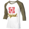 Original 3 Premium Raglan T-Shirt - 3/4-Sleeve - Men's