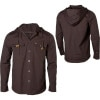 Lifetime Marunouchi Canvas Hooded Shirt - Long-Sleeve - Men's