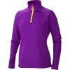 Power Stretch Half-Zip Fleece Shirt - Women's