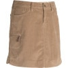 Ashley Cord Skirt - Women's
