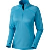 Stretch Thermal Zip-Top - Women's