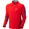 Microstretch Zip Top - Men's
