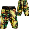 Matix Ninja-Acidplaid Board Short - Men's