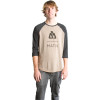 Matix Monovert Baseball Premium T-Shirt - Long-Sleeve - Men's