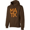 Monostack Hooded Pullover Sweatshirt - Men's