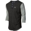 Monostack Henley T-Shirt - 3/4-Sleeve - Men's