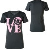 Neff Lovely T-Shirt - Short-Sleeve - Women's