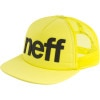 Neff Rubber Trucker Hat