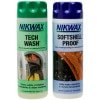 Nikwax Tech Wash / Softshell Proof Wash-In Twin Pack