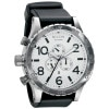 Nixon 51-30 Pu Chrono Watch - Men's