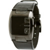 Nixon Banks Leather Watch - Men's