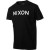 Nixon Wordmark T-Shirt - Short-Sleeve - Men's