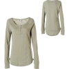 Nike Slouchy Henley - Long-Sleeve - Women's