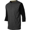 Classic Dri-Fit Blend Henley Shirt - 3/4-Sleeve - Men's