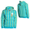 Nomis OG Plaid Full-Zip Hooded Sweatshirt - Men's