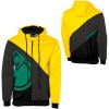 Nomis Diagonal Icon Full-Zip Hooded Sweatshirt - Men's