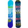 Nomis Don't Melt Our Mountains Rocker Snowboard - Women's