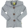 Rib Hooded Jacket - Toddler Girls'