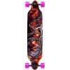 Never Summer Descent Classic Flex Longboard