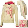Oakley Splatter Stitch Full-Zip Hooded Sweatshirt - Women's