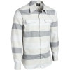 Cut Out Woven Shirt - Long-Sleeve - Men's