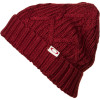 Cable Knit Beanie - Women's