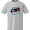 Anaglyph Tech T-Shirt - Short-Sleeve - Men's