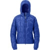 Incandescent Hooded Down Jacket - Women's