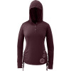 Essence Hooded Henley - Long-Sleeve - Women's