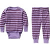 Capilene 3 Top/Bottom Set - Infant Girls'