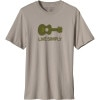 Live Simply Guitar T-Shirt - Short-Sleeve - Men's