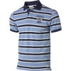 Sting Striped Pique Polo Shirt - Short-Sleeve - Men's