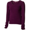 Chenille V-Neck Sweater - Women's