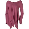 Ruffle Wrap - Long-Sleeve - Women's