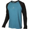 Heathered Raglan T-Shirt - Long-Sleeve - Men's