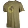 Organic Crew Neck T-Shirt - Short-Sleeve - Men's