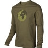 Organic Crew Neck T-Shirt - Long-Sleeve - Men's