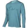 Heathered Performance T-Shirt - Long-Sleeve - Men's