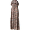 Vintage Posy Maxi Dress - Women's