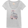 Surf Van Scoop Neck T-Shirt - Short-Sleeve - Women's