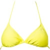 Surf Essentials Tiki Triangle Bikini Top - Women's