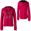 Roxy Tell Me More Full-Zip Hooded Sweatshirt - Women's