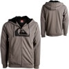 Quiksilver Cohort Full-Zip Hooded Sweatshirt - Men's