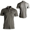 Quiksilver Hands On Polo Shirt - Short-Sleeve - Men's