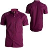 Quiksilver Shinner Shirt - Short-Sleeve - Men's