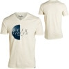 Quiksilver Darkside V-Neck Slim T-Shirt - Short-Sleeve - Men's