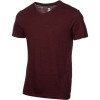 Blank Heather V-Neck Slim T-Shirt - Short-Sleeve - Men's